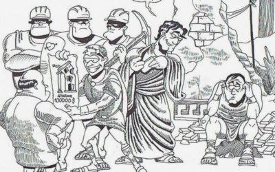 Edilizia nell'Antica Roma: Crasso e Le insulae