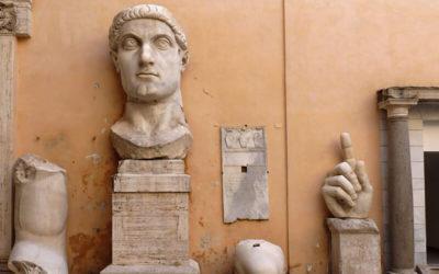 Musei Capitolini, primo museo pubblico della storia