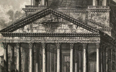 Bernini, Pasquino e le travi del Pantheon