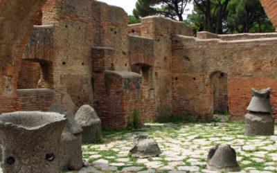 Le Locande e le Taberne di Ostia Antica [video]