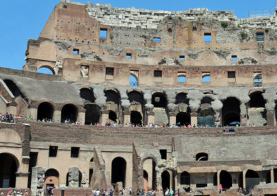 RomaGuideTour - Visite guidate a Roma - Colosseo