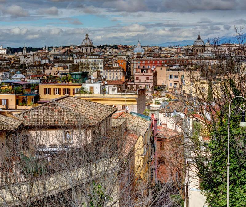 Percorsi Romani: Vaticano, Trastevere e Gianicolo