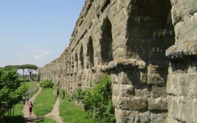 Tutta l'Acqua di Roma: Una Passeggiata tra Acquedotti, Terme e Fontane