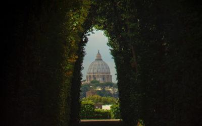 Roma tra storia e leggenda: Napoleone a Santa Sabina