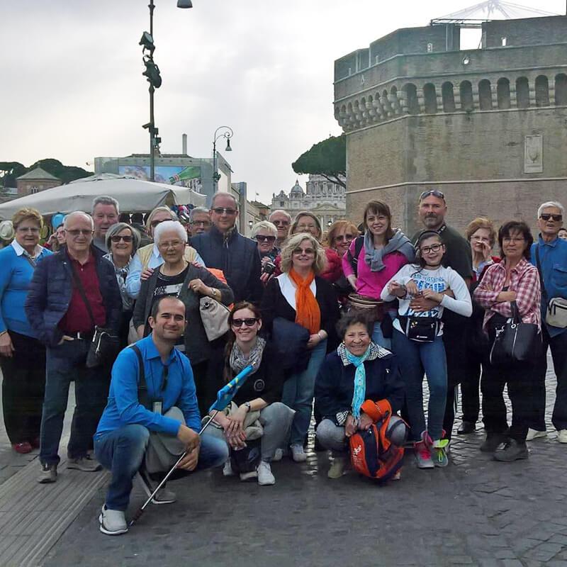 Tour guidati personalizzati e di gruppo su Roma e provincia