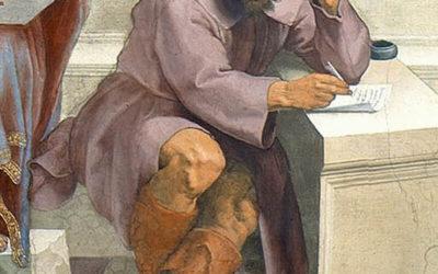 Ancora su La Scuola di Atene: Michelangelo Ortodontista