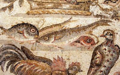 Cosa si mangiava in un Banchetto dell'antica Roma