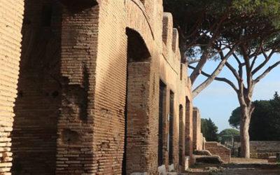 Ostia Antica Multietnica e il Culto di Mitra