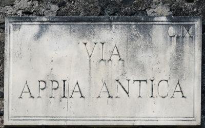 Storia della Via Appia Antica