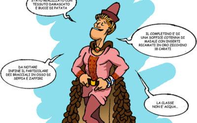 Fumetti: un nuovo modo di imparare l'arte e la storia di Roma