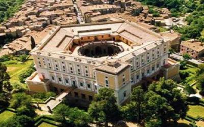 Palazzo Farnese di Caprarola: la Fortezza Pentagonale