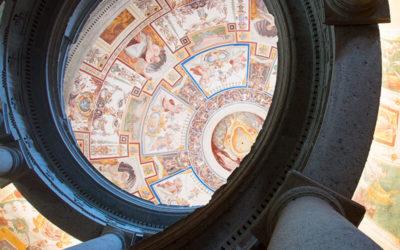 I Fantastici Affreschi di Palazzo Farnese a Caprarola