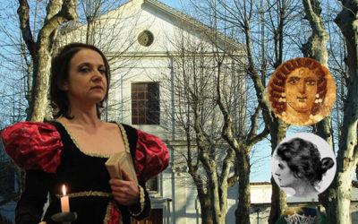 Tour Teatralizzato ad Albano Laziale. Parte 2: Personaggi
