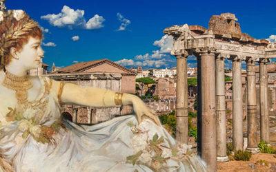 Tour Teatralizzato Serale: Passioni Imperiali nella Roma Antica