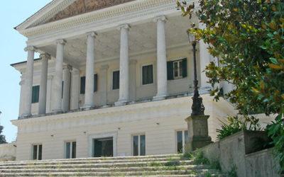 L'architettura di Villa Torlonia: il Casino Nobile
