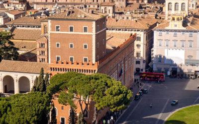 Palazzo Venezia, sede del Potere dai Papi a Mussolini
