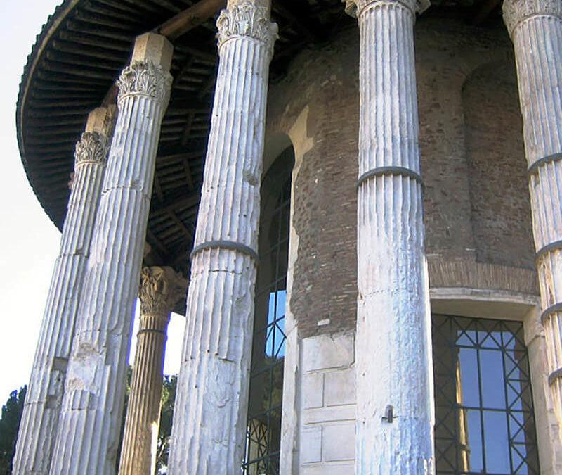I Luoghi del Mito: Tempio di Ercole al Mercato di Foro Boario