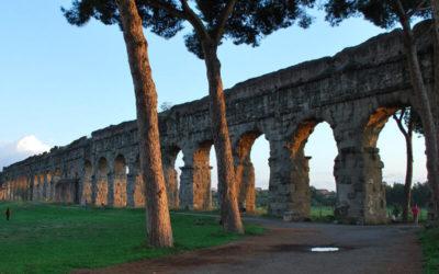 Itinerari Brevi su Roma in prossimità dell'Aeroporto di Ciampino