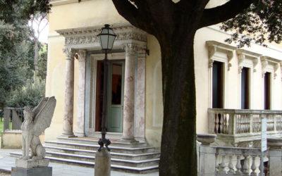 Le Architetture di Villa Torlonia: il Casino dei Principi