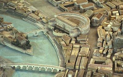 Mercanti e Argentari dell'Antica Roma a Foro Boario