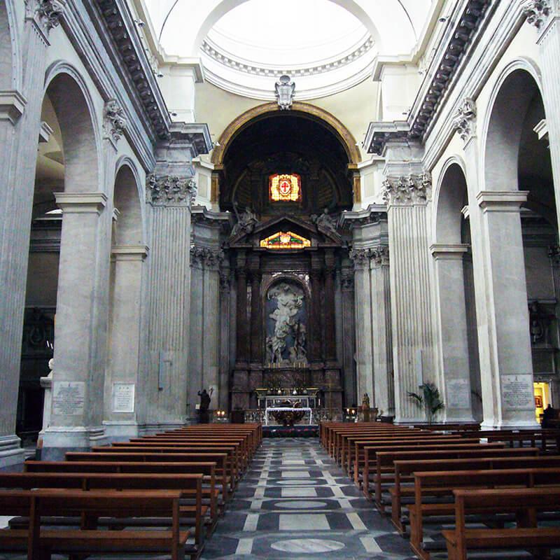 RomaGuideTour - Visite guidate a Roma e provincia | Tour Chiesa e Museo San Giovanni de' Fiorentini