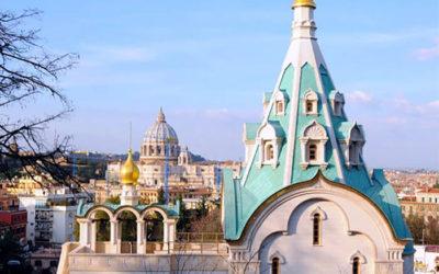 Alla Scoperta di Roma Ortodossa: la Chiesa di Santa Caterina Martire