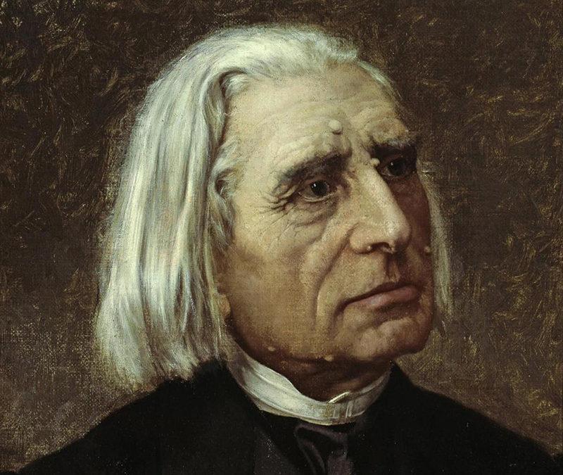 Villa d'Este a Tivoli, Franz Liszt e il Concerto di Beneficenza