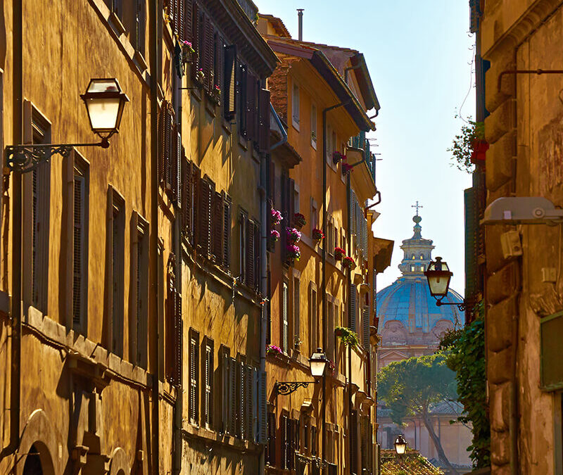 A Spasso per i Quartieri Storici Romani: Le Strade del Rione Monti