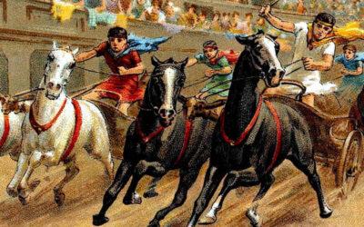 Sport e Professioni dell'Antica Roma: Gli Aurighi di Circo Massimo