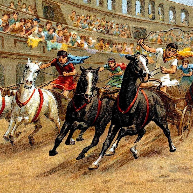 RomaGuideTour - Visite guidate a Roma | Circo Massimo e le gare degli aurighi