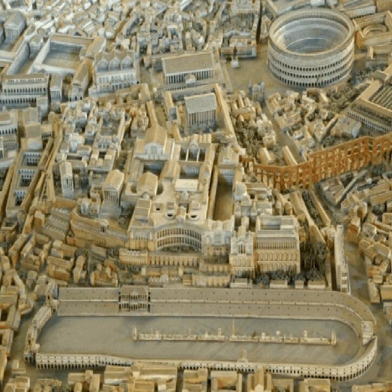 RomaGuideTour - Visite guidate a Roma | Circo Massimo - ricostruzione