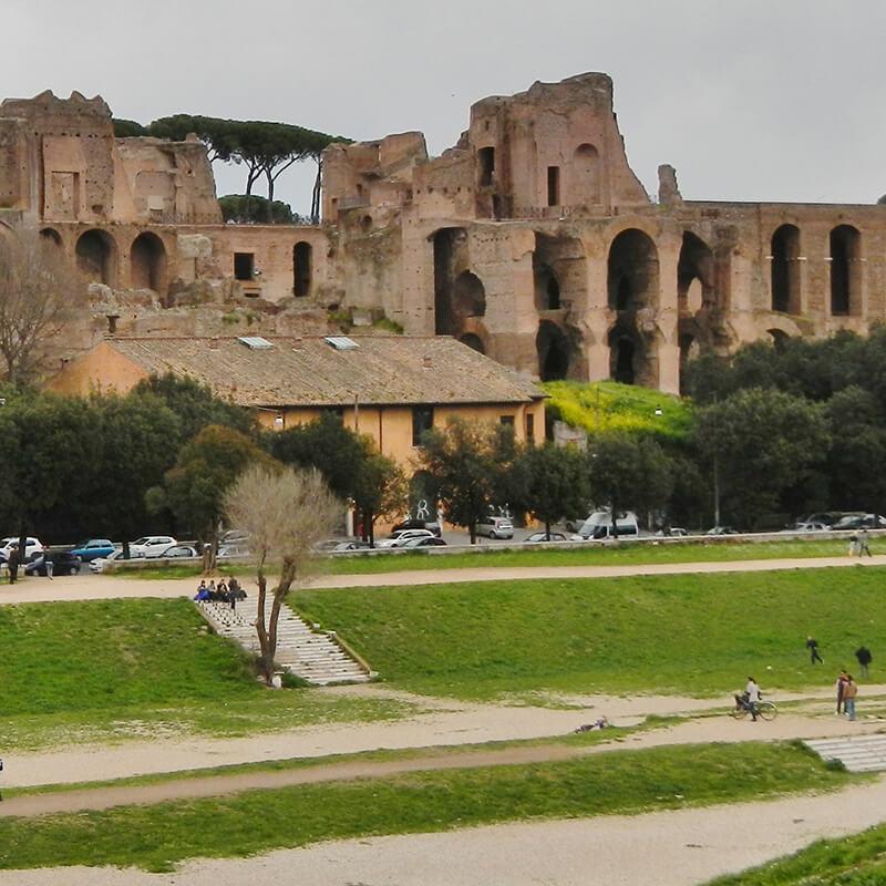 RomaGuideTour - Visite guidate a Roma | Rovine e Area Archeologica di Circo Massimo