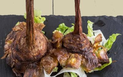 Cucina Popolare Tradizionale Romana: Carciofo alla Giudia