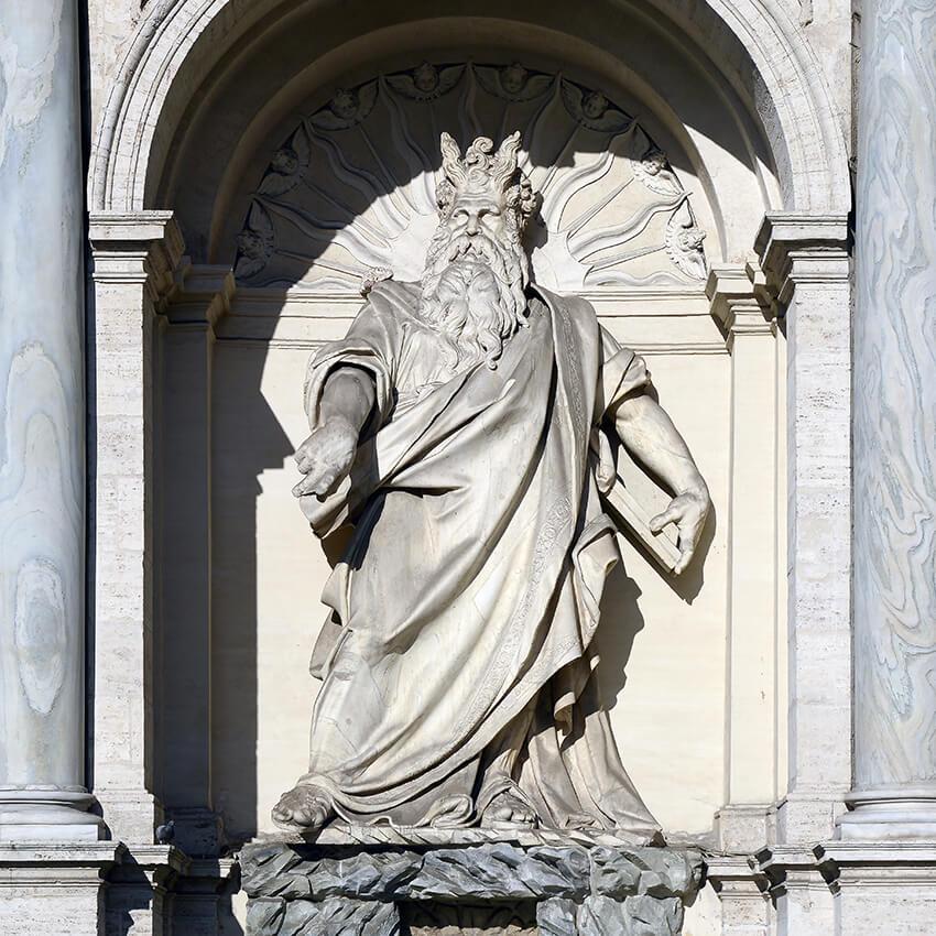 RomaGuideTour - Visite guidate a Roma | Itinerari romani: Chiese barocche di Roma