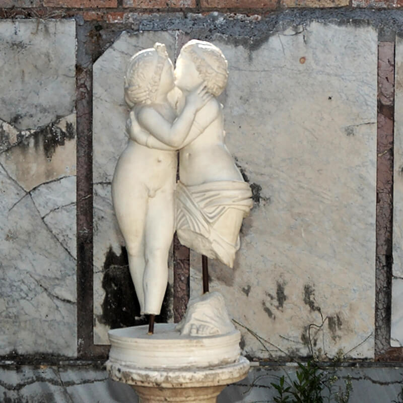 RomaGuideTour - Visite guidate a Roma | Parco Archeologico di Ostia Antica: Domus di Amore e Psiche