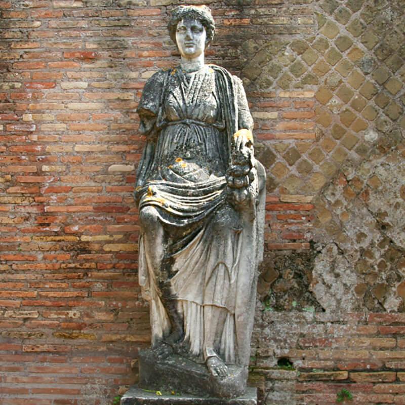 RomaGuideTour - Visite guidate a Roma | Parco Archeologico di Ostia Antica: Domus Fortuna Anonana