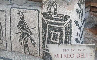Culto di Mitra ad Ostia Antica: Il Mitreo delle Sette Porte