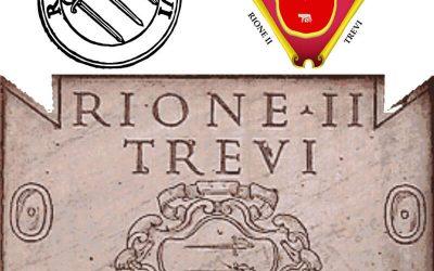 Quartieri e Rioni di Roma: Rione Trevi