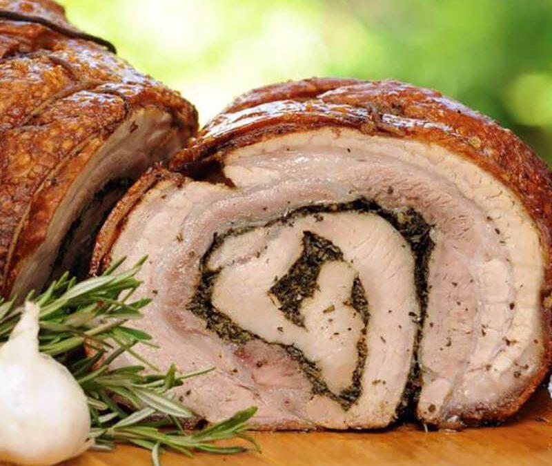 La Porchetta: Regina dello Street Food Tipico di Roma e Provincia