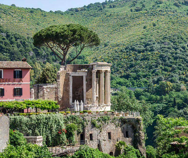 Tempio di Vesta a Tivoli: il Culto di Vesta e l'Ordine delle Vestali